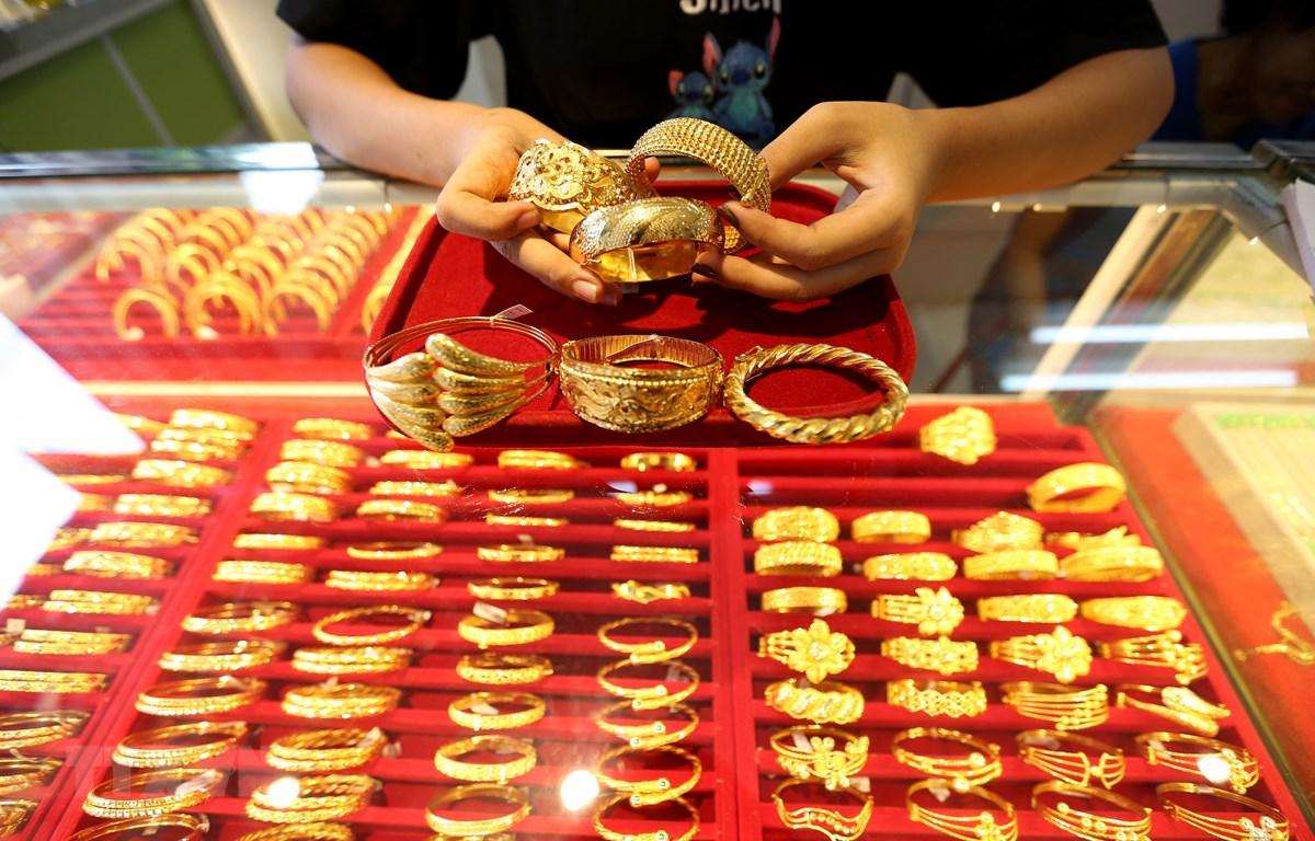 Vàng từ 8-22k được sử dụng phổ biến trong trang sức