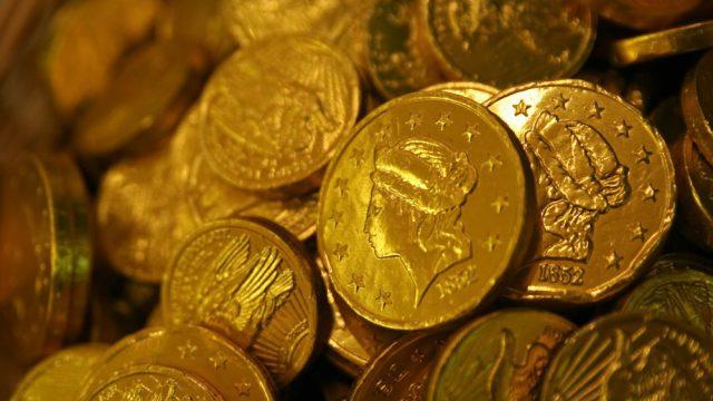 Giá Vàng Hôm Nay (Ngày 24/9): Vàng Lao Dốc