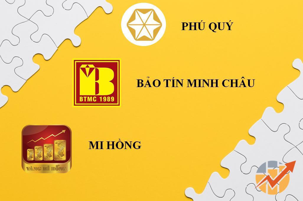 Những ông lớn trên thị trường vàng Việt Nam bạn cần phải biết