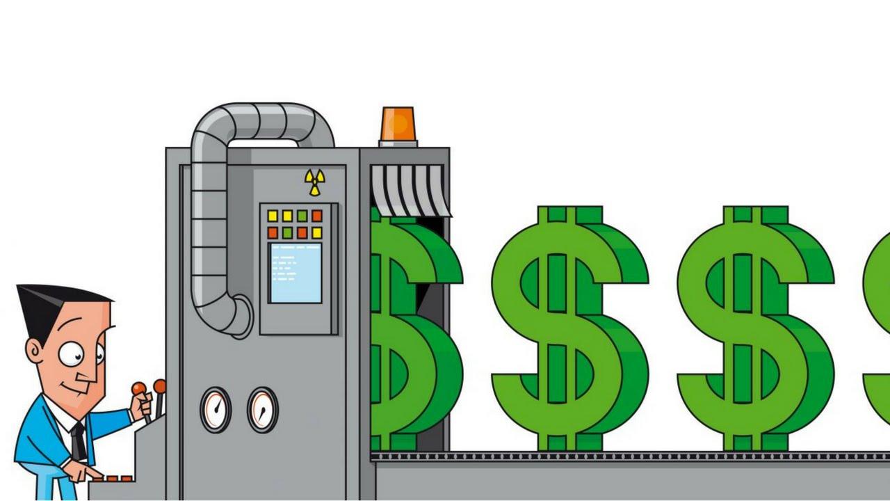 Hoạt động bơm tiền của FED mở đầu cho chu trình xén lông cừu nền kinh tế thế giới
