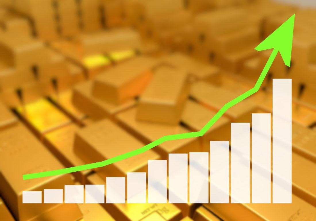 Trước khủng hoảng, vàng sẽ tăng do các dòng tiền lớn đổ xô tìm nơi trú ẩn - chu kỳ giá vàng